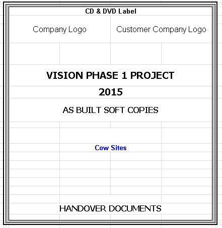 cd dvd label