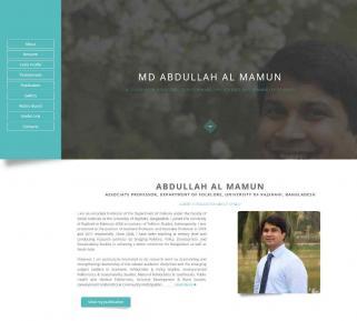 Official website of Assistant Professor